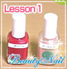 Beauty nail / Thann & color Edition [table settings]