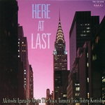 [Jazz album] HERE AT LAST, here at last and Kaname meets 50 storm Akira Konishi Toru Tamura wing trio and guests (all 10 songs)