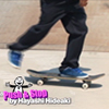 "Skateboard HOWTO ""PUSH & STOP"" from Ready Steady GO!"