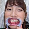 【Tooth Fetish】 I saw Mr. Mao Kurata's teeth!