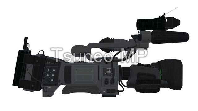 일러스트 CG 비디오 카메라