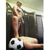 サッカーボールキックで男を弄る! 南ショコラ