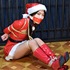 Santa's Helper Namie Trapped and Bound in the Attic Part 1