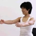 Kume nitrous Hisashi Kaori refresh in Pilates