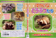 Yukaina their animal-Wolf, Fox and raccoon dog