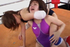 "Miracle girl ""Miracle Women Vol.13"" amoral wrestling Vol.13"
