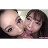 Rino & Ririka - Double Face Nose Licking 2 of 3