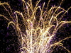 Image CG particles Fireworks