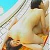 放課後レズビアン 巨乳スマッシュ☆   杉山圭&眞雪ゆん