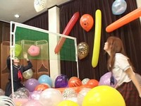 "ふうせんとあそぼ1""Let's play with balloons! 1"""