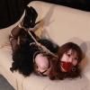 Nozomi Akiyama - Bound and Gagged on Halloween Night - Chapter 2
