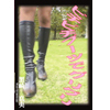 -FJ-014 sprightly boots with muzzles