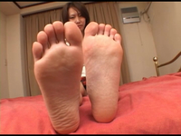 【CF】【リマスター版】足裏を見せる女 #007