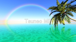 CG illustrations Rainbow