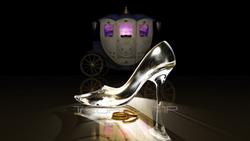 Image CG Cinderella