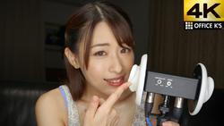 Miss ASMR Brain's melting sound Fetish Masturbation Takanori Takanori