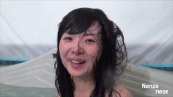 姫乃未来バスタブ水中シーン13