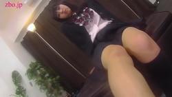 【フェチ界M男】制服コスプレの可愛い娘の足を舐めさせてもらった。(ウェアラブルカメラ)