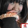 Fat POC Face Kawaii Yuzu 1 Maid's Nose Fucking Hen