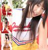 -Milk active schoolgirl mizumoto Koto sounds cheerleaders