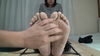 (7) Yu foot - barefoot - tickling [HD quality]