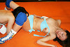 "Miracle girl ""Miracle Women Vol.06"" amoral wrestling Vol.06"
