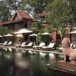 La residence ダンコール La Residence d ' Angkor