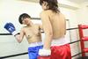 """""""Lesbian Boxing No.2"""" レズボクシング No.02"""