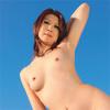 Outdoor MILF exposed Nanako Yoshioka