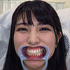 [牙齿拜物教]我观察了Kuraki Shiori-chan的牙齿!