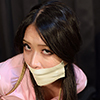 NH4 Namie Tied & Gagged in Cute Tennis Outfit Part4