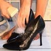 Wet &Messy Shoes Scene015