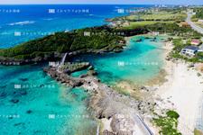 Sky imaging and Miyako Island / Ingar marine garden 1 M 3272