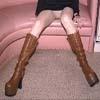 Leg Shoes Scene019
