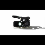 CG video camera