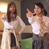 Otaku with beautiful girls. JK's pleasant Macaca and obscene nipples that feel too much!