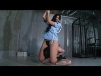 【甘美会】美人拷問官リナ #001