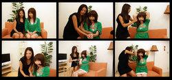 Nozomi ギヤグインタビュ-, Nozomi Gag-interview