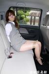 사진 집 [# 2083] 본디 월드 차안에서 긴박 かどわかさ 여자 사무원