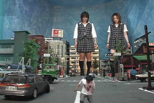 THE GIANTESS 1 全編31分 〔all chapter〕