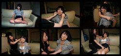 Yuri ギャグインタビュ Oh-, Yuria gag-Interview